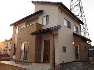 新築実例 IK様邸のイメージ